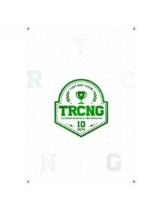 TRCNG 1st Mini Album - NEW GENERATION CD + Poster