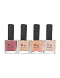 [Etude House] Play Long Shine Nail (7Colors)
