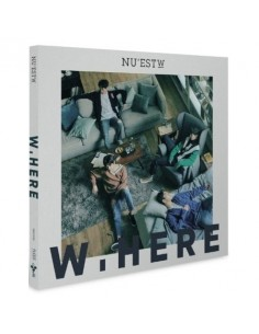 NU'EST NUEST W - NEW ALBUM (STILL LIFE Ver) CD + Poster