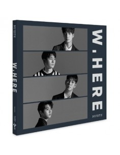 NU'EST NUEST W - NEW ALBUM (PORTRAIT Ver) CD