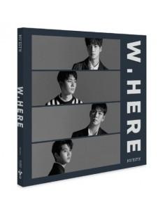 NU'EST NUEST W - NEW ALBUM (PORTRAIT Ver) CD