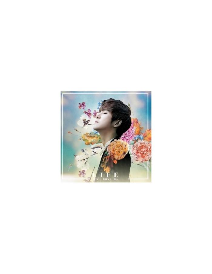 JUNG DONG HA - LIFE CD