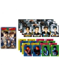 EXO Matching Card Game Pack: THE WAR Ver