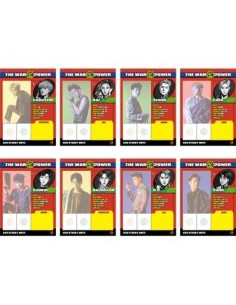 EXO Sticky Note Set : THE WAR Ver (8Kinds)