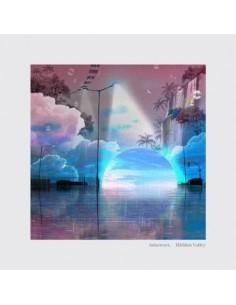 LALASWEET 1st Album 'Hidden Valley' CD