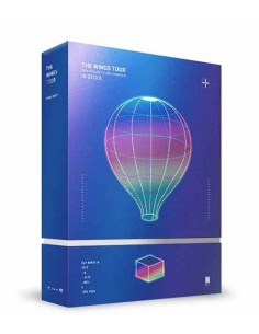 2017 BTS Live Trilogy EPISODE III THE WINGS TOUR in Seoul DVD (Pre-Order)