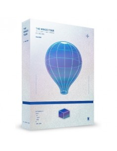 2017 BTS Live Trilogy EPISODE III THE WINGS TOUR in Seoul Blu-ray Disc (Pre-Order)