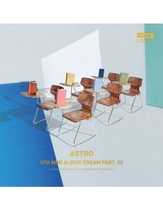 ASTRO 5th Mini Album - Dream Part.02 (Ver. WISH) CD + 2 Posters