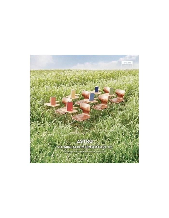 ASTRO 5th Mini Album - Dream Part.02 (Ver. WIND) CD + 2 Random Posters