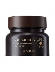 [the SAEM]  Natural Daily Original Coffee Mask 100g