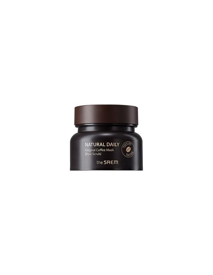[the SAEM]  Natural Daily Original Coffee Mask 100g