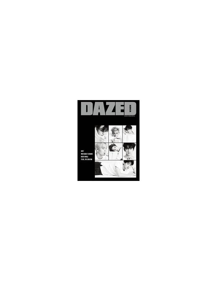 Dazed & Confused Korea 2017-11 Got7