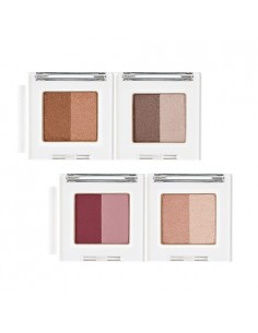 [Thefaceshop] Monocube Eye Shadow (Dual) 2g