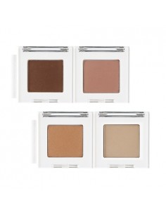 [Thefaceshop] Monocube Eye Shadow (Matt) 1.7g