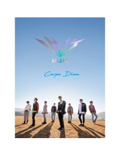 IN2IT 1st Album - Carpe Diem (A Ver.) CD + Poster