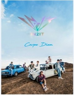 IN2IT Debut Album - Carpe Diem (B Ver.) CD + Poster