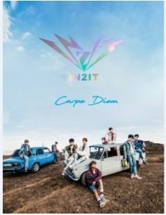 IN2IT Debut Album - Carpe Diem (B Ver.) CD + Poster