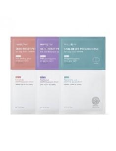 [INNISFREE] Skin Reset Peeling Mask - 3Type