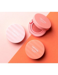 [TONYMOLY] Crystal Mini Cushion Blusher 9g