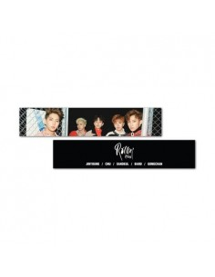 B1A4 - Rollin' Popup Store Goods : Photo Slogan