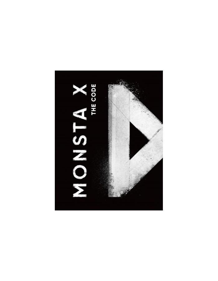 MONSTA X 5th Mini Album - THE CODE CD + Poster [Ver. Protocol Terminal]