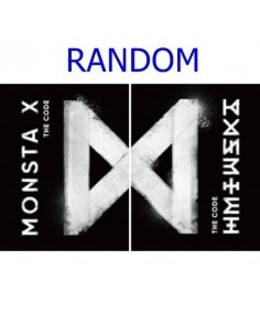 [Random Ver] Mosta X 5th Mini Album - THE CODE CD + Poster