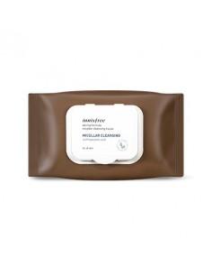 [INNISFREE] Derma Formula Micellar Cleansing Tissu 30ea
