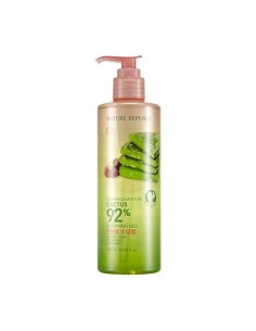 [ Natrure Republic ] Soothing & Moisture Cactus 92% Soothing Gel 400ml