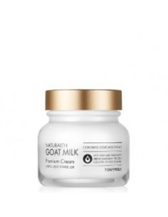 [TONYMOLY] New naturalth Goat Milk Premium Cream 60ml