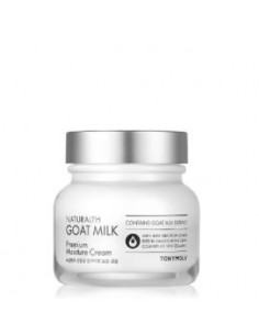 [TONYMOLY] New Naturalth Goat Milk Premium Moisture Cream 60ml