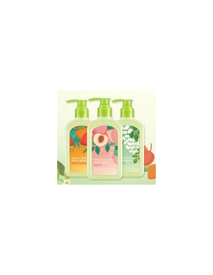 [ Natrure Republic ] Bath & Nature Body Wash 250ml
