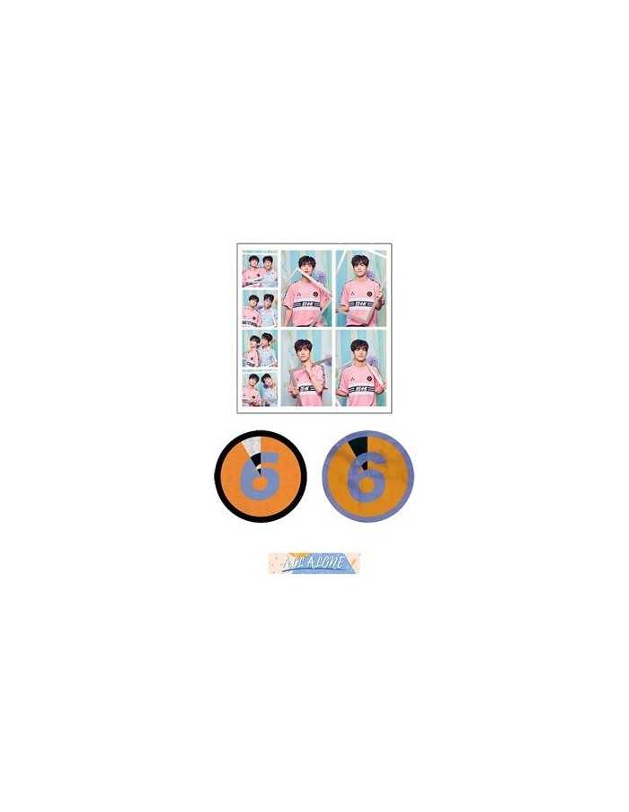 STICKER SET - DAY6 Every DAY6 Concert in November Concert Goods