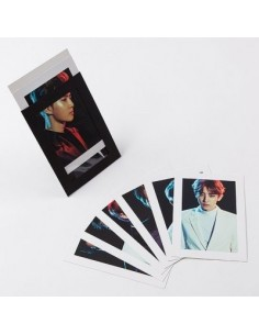 "Standing Postcard Frame - EXO PLANET 4 ""The ElyXiOn"" Concert Goods"
