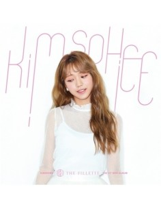 Kim Sohee 1st Mini Album - The Fillette CD + Poster