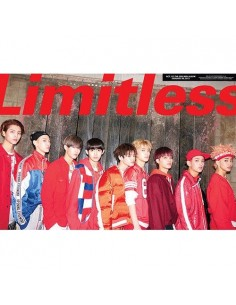 [Poster] NCT 127 - LIMITLESS 2nd Mini Album Official Poster