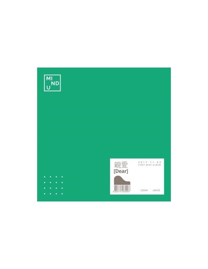 MIND U 1st Mini Album - DEAR CD
