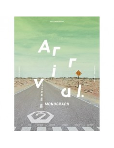 GOT7 - MONOGRAPH FLIGHT LOG : ARRIVAL (1 DISC)