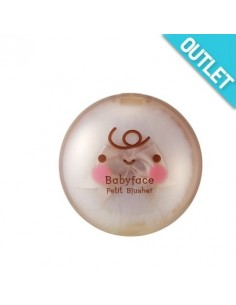 [ IT'S SKIN ] Babyface Petit Blusher ( 5Colors )