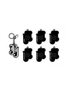 JBJ Pop Up Store Goods - Voice Keyring