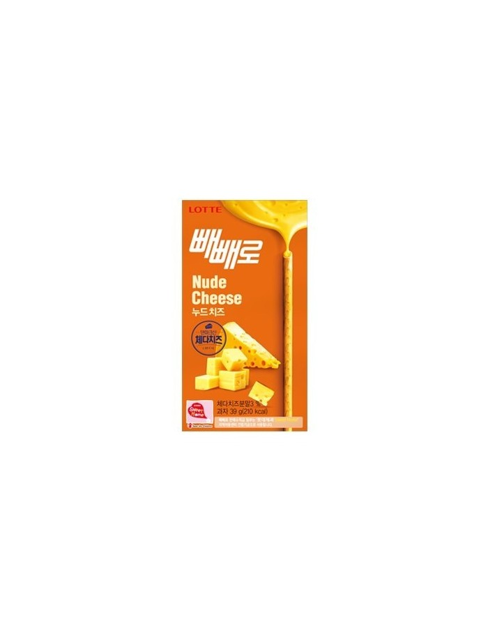LOTTE Nude Cheese Pepero 32g