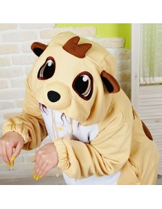 SHINEE Animal Pajamas - MEERKAT