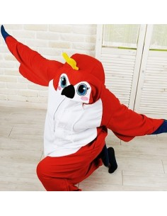 SHINEE Animal Pajamas - PARROT