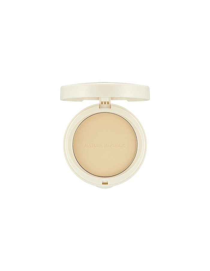 [ Nature Republic ] Nature Origin Cover Two Way Pact SPF50+ PA+++ 9g