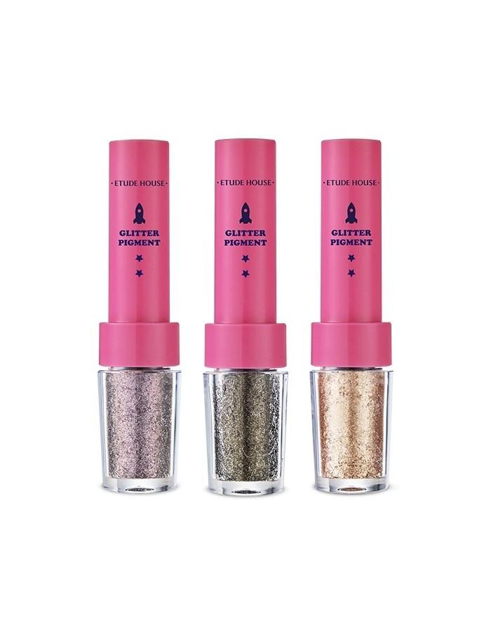 [Etude House] Universe Collection : Glitter Pigment  (3Colors)
