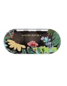 [ Natrure Republic ] Beauty Tool Eye Shadow Three Duplexer 1kg