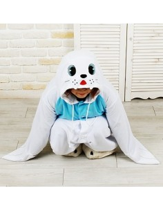 SHINEE Animal Pajamas - SEAL