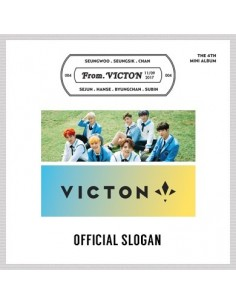 VICTON 4th Mini Album Official Goods : Slogan