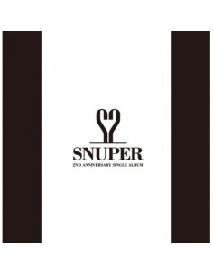 SNUPER 2nd Anniversary Single Album - DEAR CD