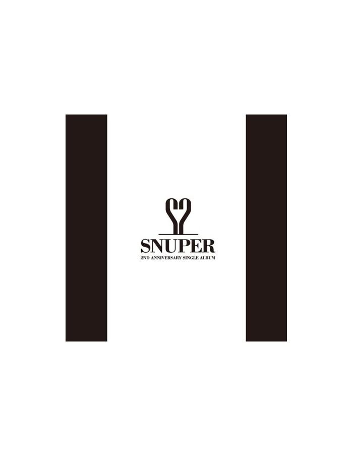 SNUPER 2nd Anniversary Single Album - DEAR CD