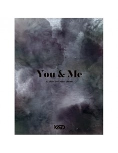 KARD 2nd Mini Album - YOU & ME CD + Poster
